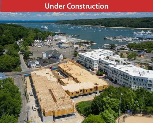 Overbay Luxury Apartments - Under Construction for Winter Occupancy