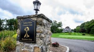 Indian HIlls Country Club Entrance
