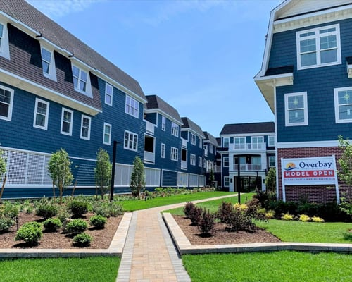 Overbay Luxury Boutique Apartment Community